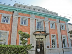 Former 130 Bank Yukuhashi Branch (Yukuhashi Red Brick Building)