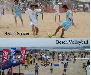 Beach Sports Tournament